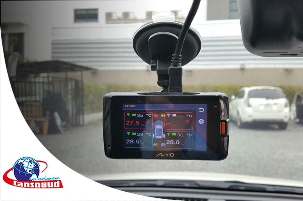 กล้องบันทึกติดรถยนต์คุณภาพสูง จากประเทศไต้หวัน Mio