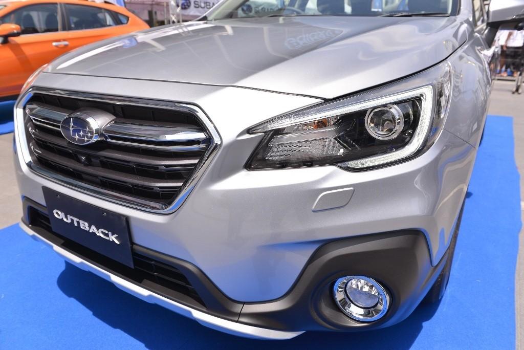 Subaru Outback 2.5i-S (1)