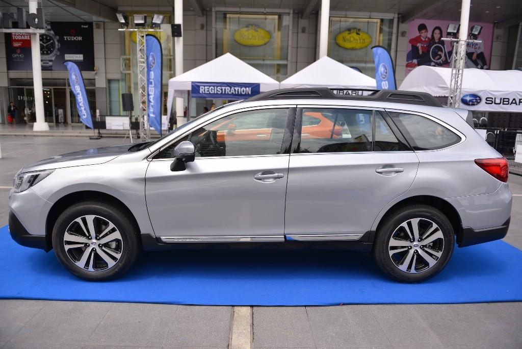 Subaru Outback 2.5i-S (5)