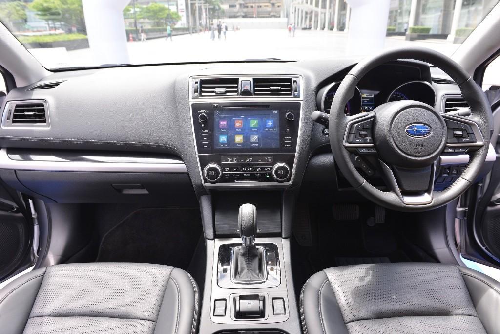 Subaru Outback 2.5i-S (8)
