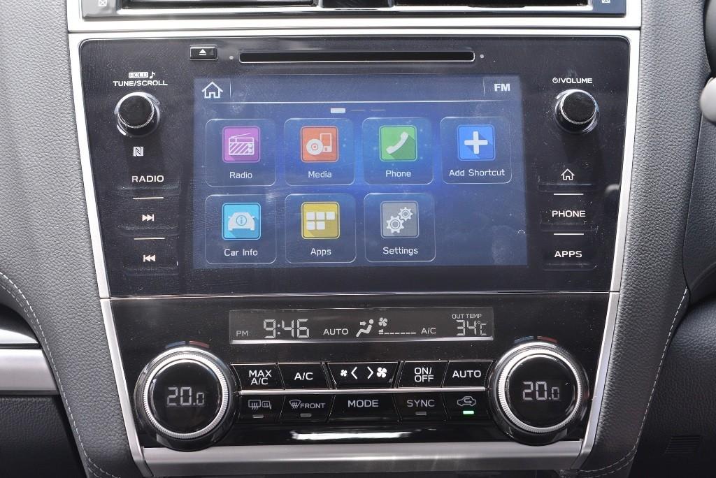 Subaru Outback 2.5i-S (9)