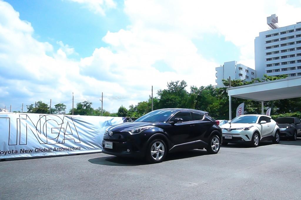 โครงสร้างยานยนต์ใหม่ของ Toyota (TNGA)
