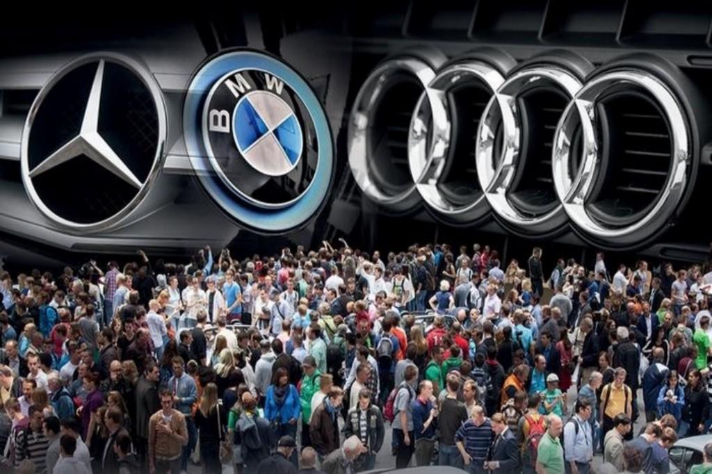 ครั้งแรก BMW ขายได้มากกว่า Mercedes-Benz