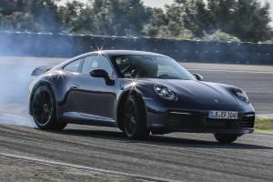 Porsche 911 Carrera รุ่นใหม่ ทดสอบเข้ม ! ก่อนเปิดตัวเร็วๆ นี้
