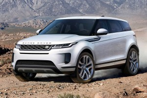 Range Rover Evoque ครอสส์โอเวอร์ระดับหรู กับรุ่นใหม่ล่าสุด เส้นสายรักษาเอกลักษณ์เดิมจากรุ่นก่อนหน้านี้