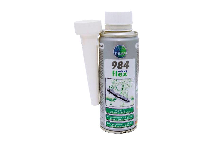 น้ำยาปกป้องหัวฉีดดีเซล TUNAP รุ่น 984