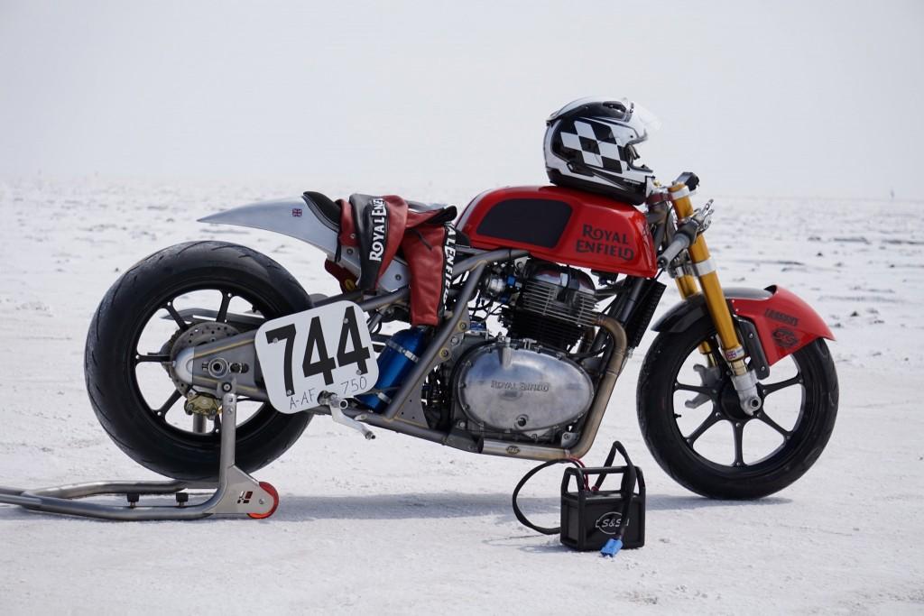 Bonneville Racer 1