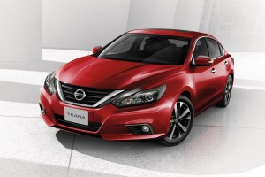 Nissan Teana ปรับโฉม เพิ่มมาดสปอร์ท อุปกรณ์ใช้งานครบครัน