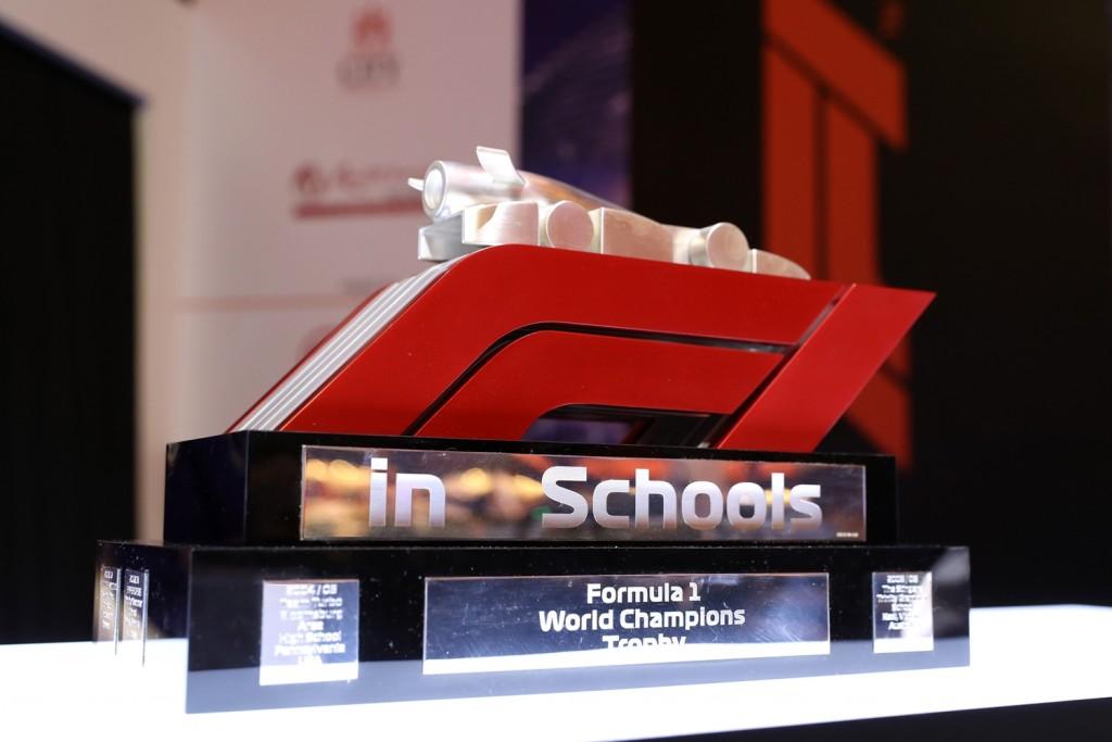 F1 In Schools World Finals, Resorts World Sentosa, Singapore, Sunday 9 September 2018.