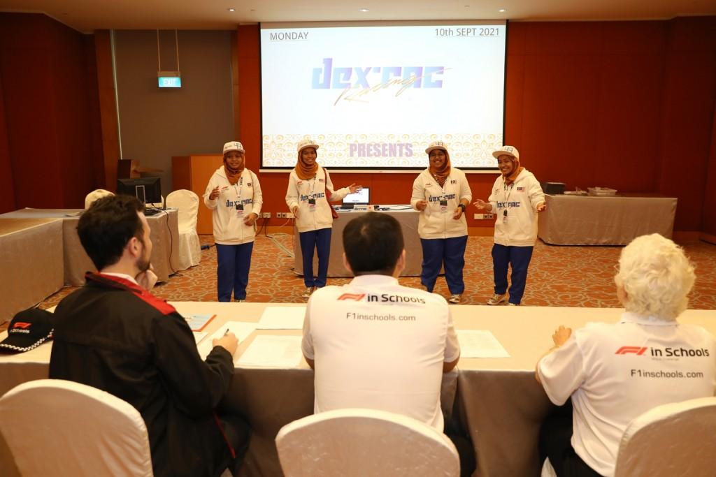 F1 In Schools World Finals, Resorts World Sentosa, Singapore, Monday 10 September 2018.
