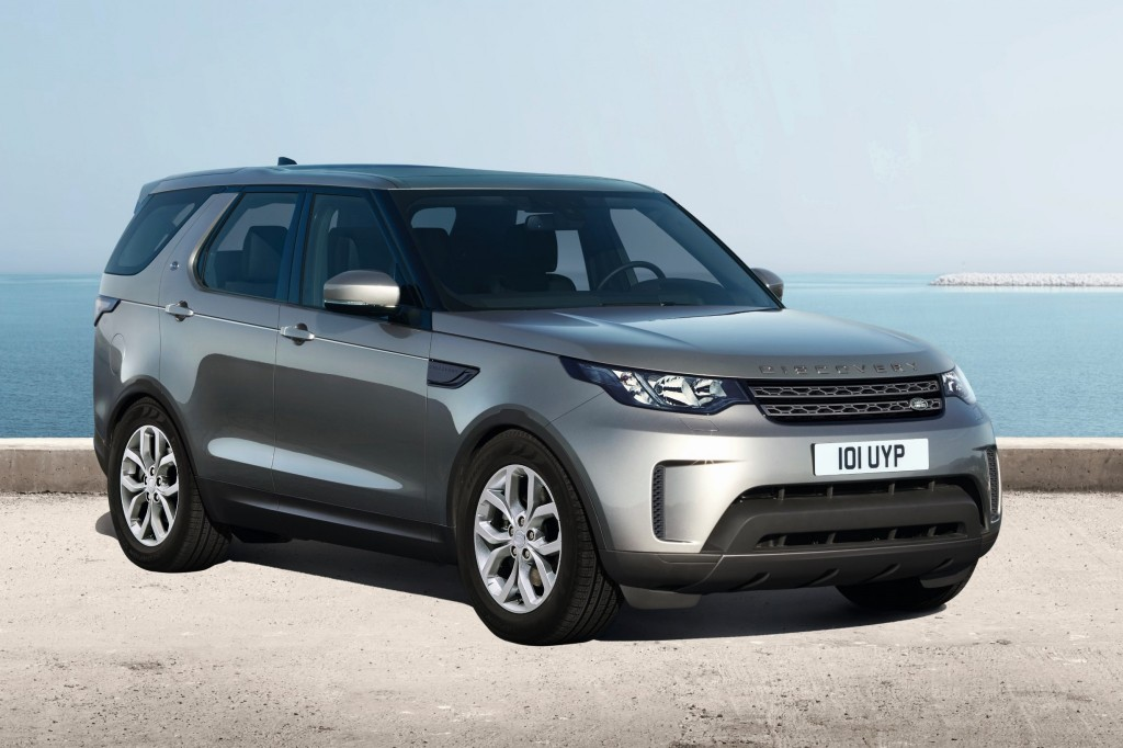 Land Rover Discovery 3.0L Diesel