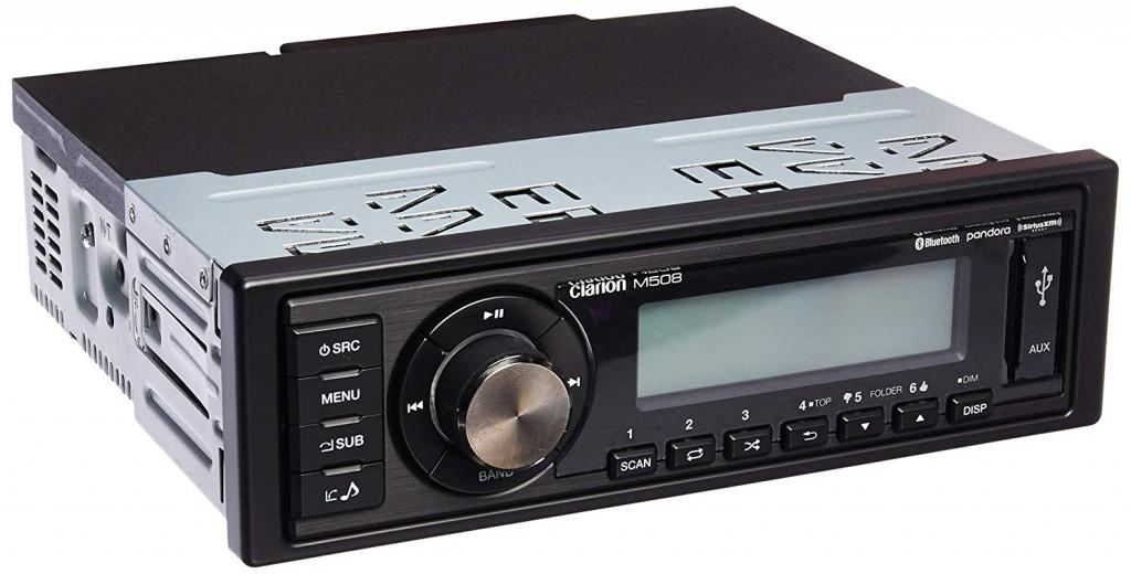 Clarion M508 วิทยุ มี Bluetooth