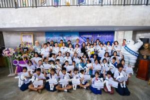 มิเชอแลง ส่งเสริมจินตนาการเยาวชนไทยผ่านการประกวดวาดภาพสด ผ่านโครงการ ศิลปะเด็กมิเชอแลง ปีที่ 21
