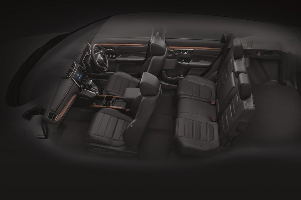 New CR-V_5 Seats