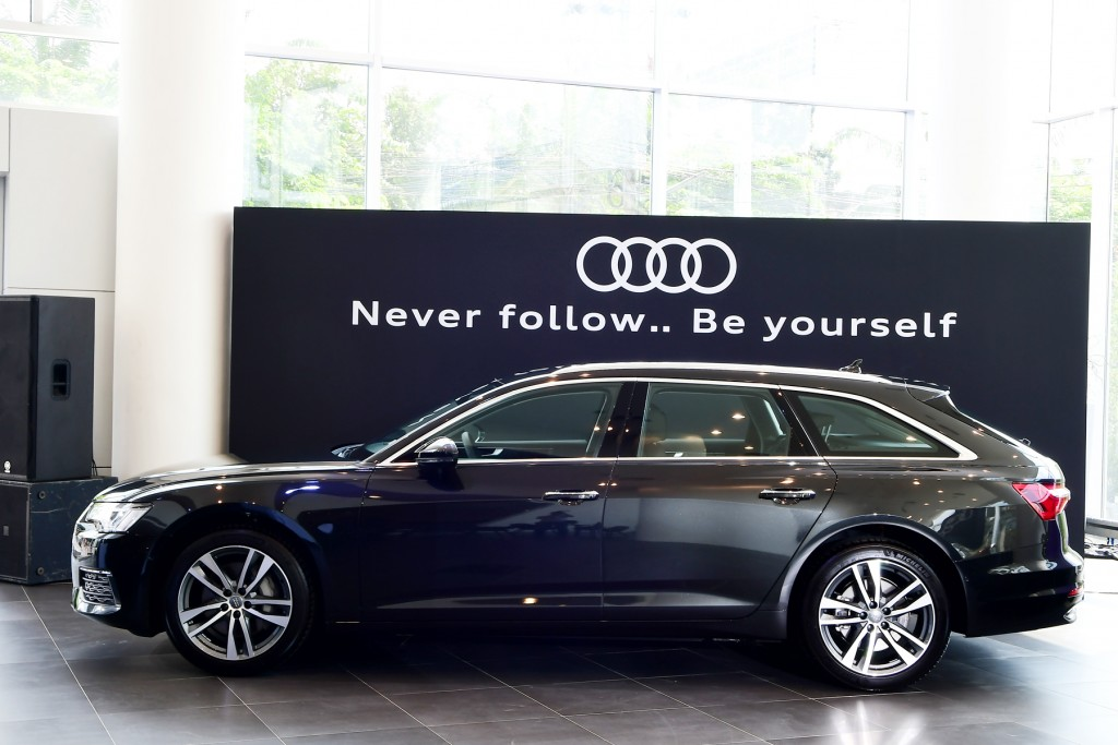Preview  Audi new Model (The new Audi A6 Avant)_001