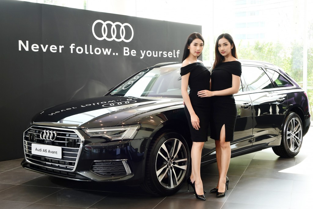 Preview  Audi new Model (The new Audi A6 Avant)__พริตตี้_005
