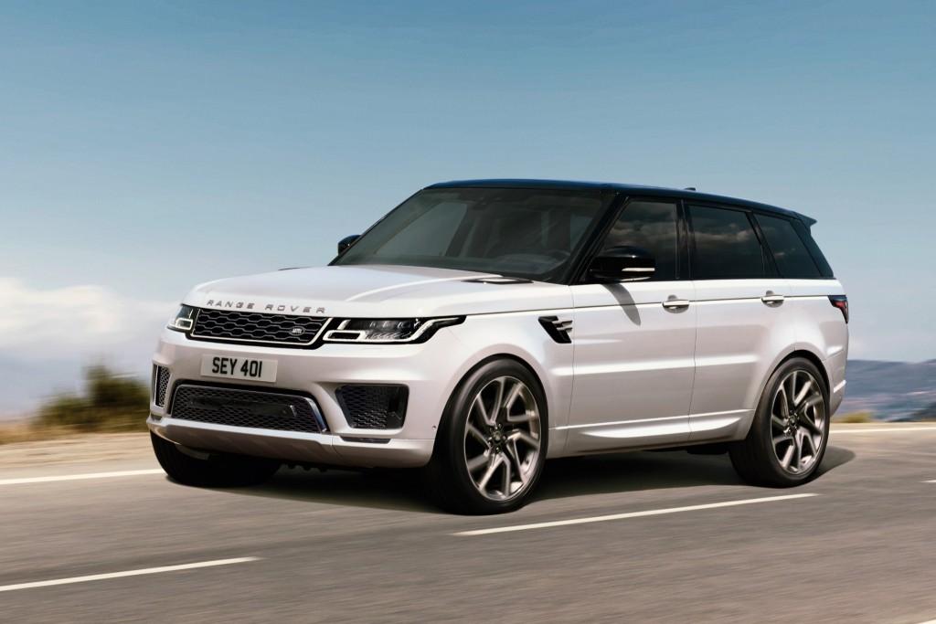 Range Rover Sport 2.0L Plug-in Hybrid Petrol