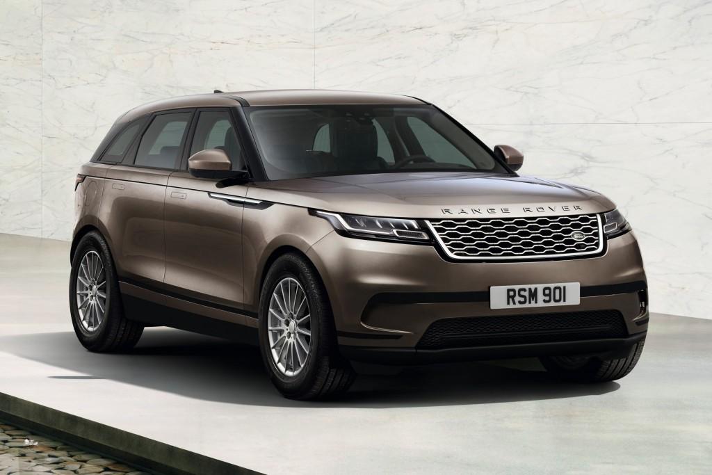 Range Rover Velar 2.0L Ingenium Diesel