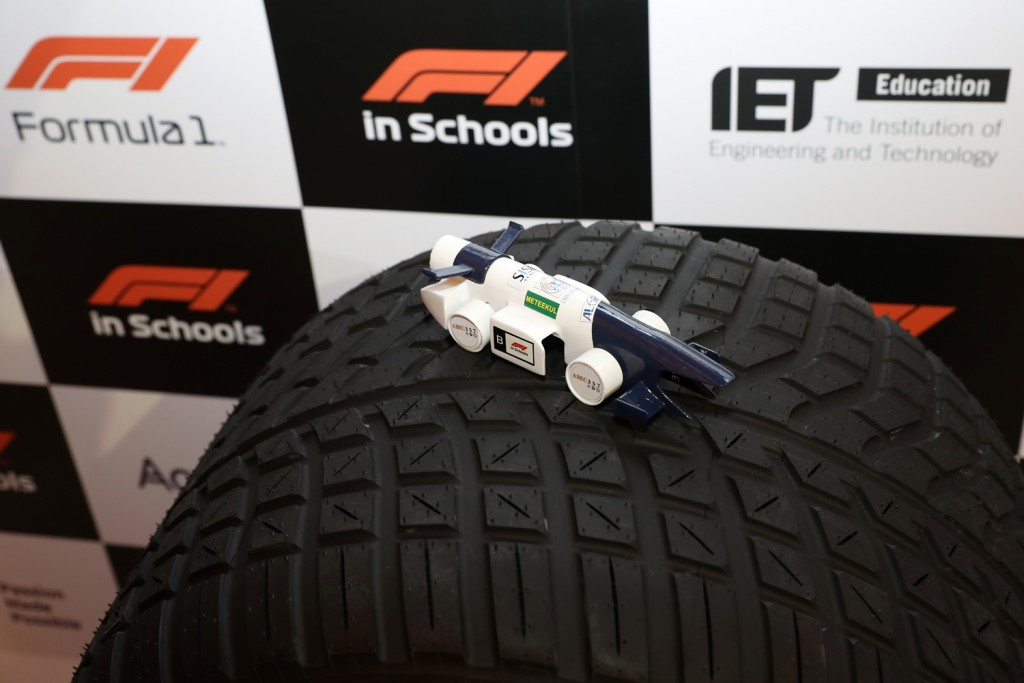F1 In Schools World Finals, Resorts World Sentosa, Singapore, Tuesday 11 September 2018.