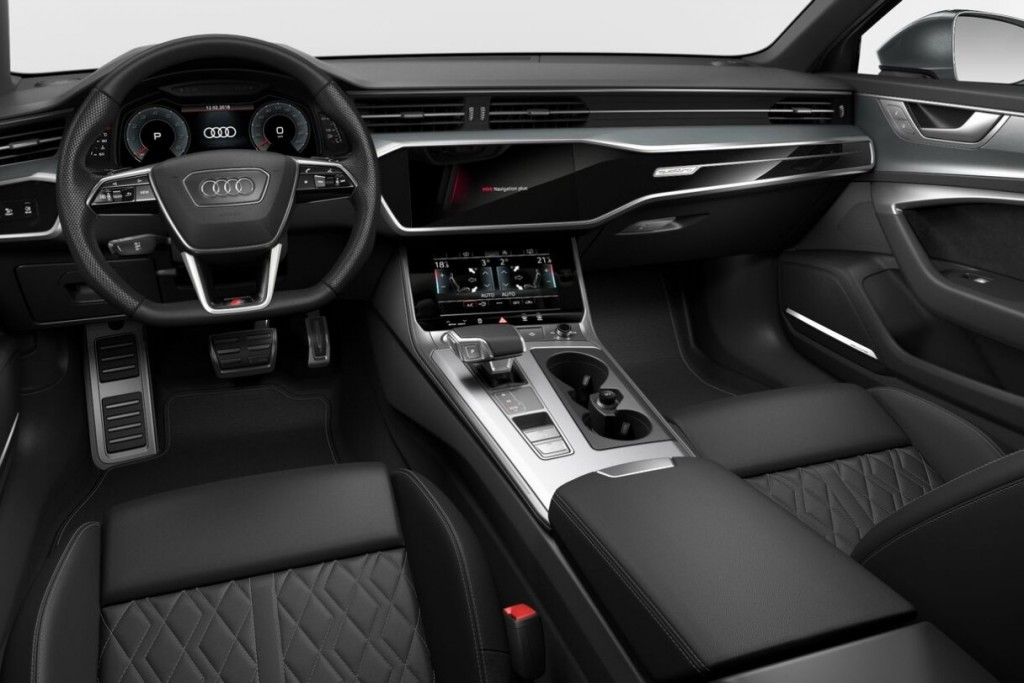 The new Audi A6 Avant_ภายใน_001