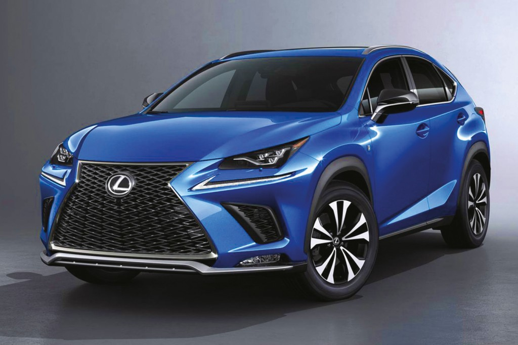 lexus NX MC copy