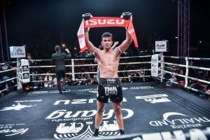 """อีซูซุ ชวนคนไทยเชียร์ """"สะท้านฟ้า ศิษย์นายกชายสงขลา"""" ใน Thai Fight 2018 รอบชิงชนะเลิศ 22 ธันวาคม ศกนี้"""
