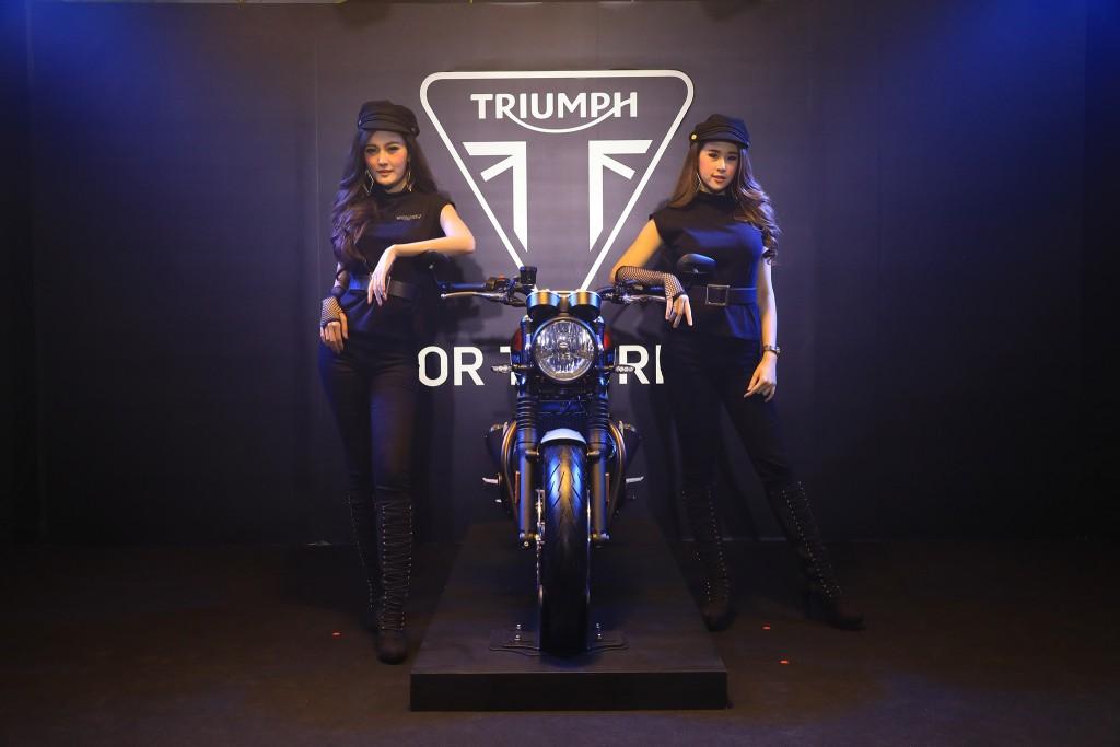 การเปิดตัว All-New Speed Twin (3)