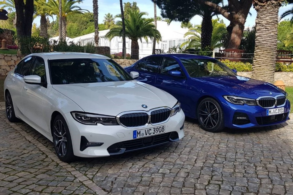 ทดสอบ BMW 3-series 2019 ที่โปรตุเกส