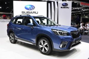 Subaru Forester ตัวลุยรุ่นใหม่ ราคา 1,330,000-1,450,000 บาท ระบบความปลอดภัยจัดเต็มกว่าเดิม