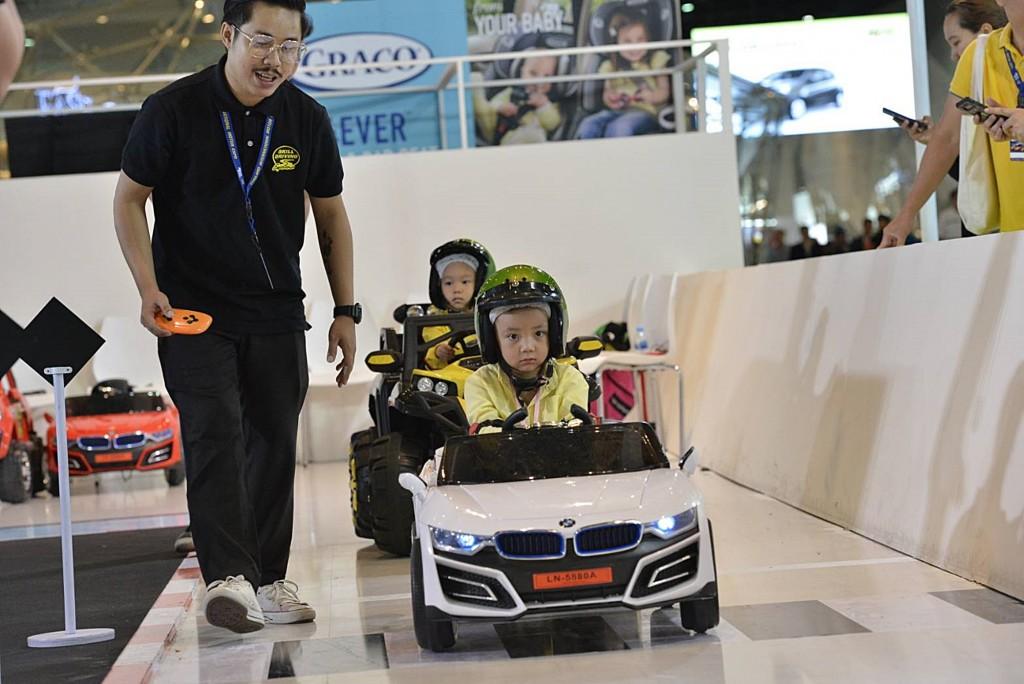 Skill Driving Experience Junior โตไป…ขับเป็น ปลูกฝังวินัยจราจรให้เยาวชน