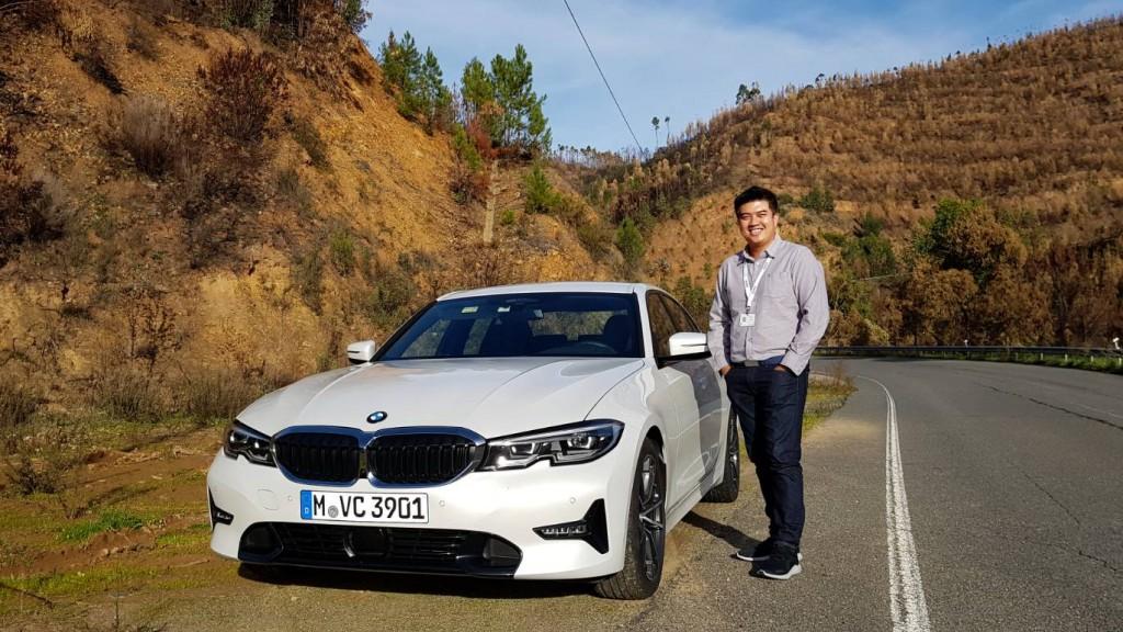 ทดสอบ BMW 3-series 2019 ที่โปรตุเกส | autoinfo co th