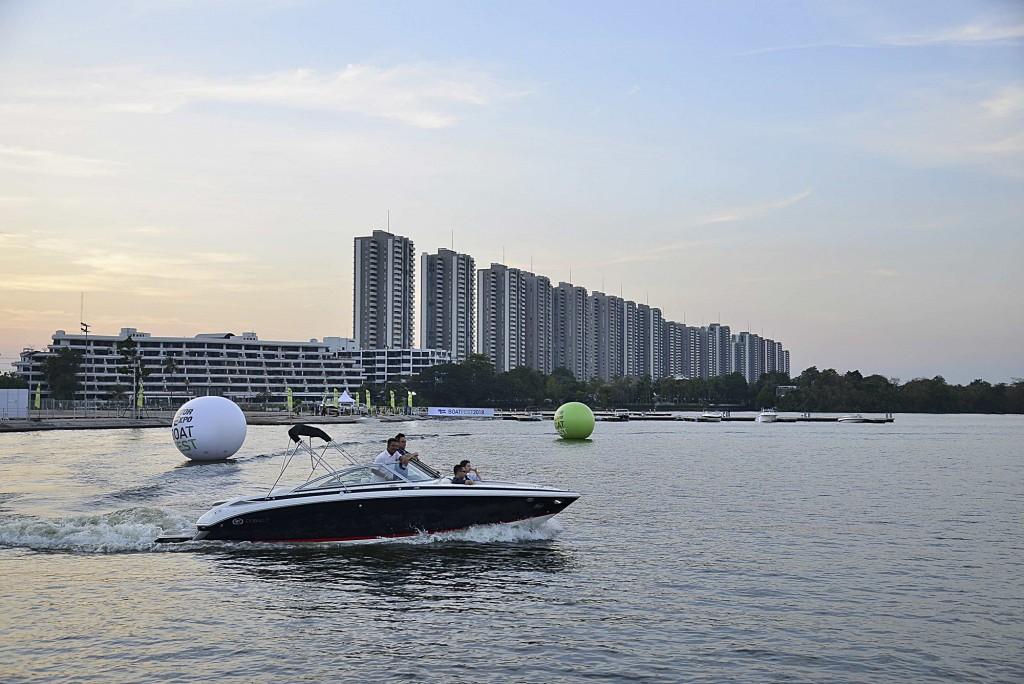 เชิญชม Boat Fest 2018 ริมทะเลสาบ เมืองทองธานี