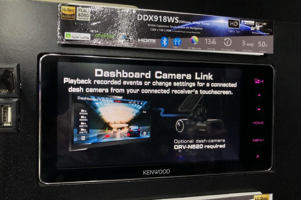 Kenwood DDX918WS เสียงชัดระดับ Hi-Res ชมตัวจริงได้ในงาน Motor Expo 2018