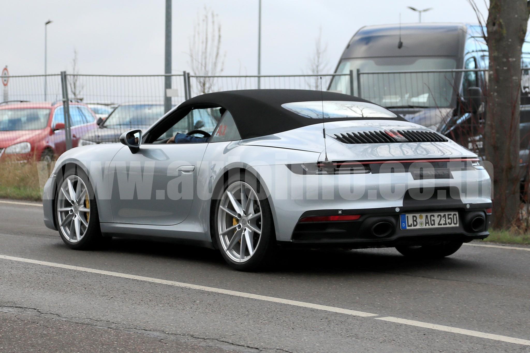 Porsche 911 Cabrio 008w