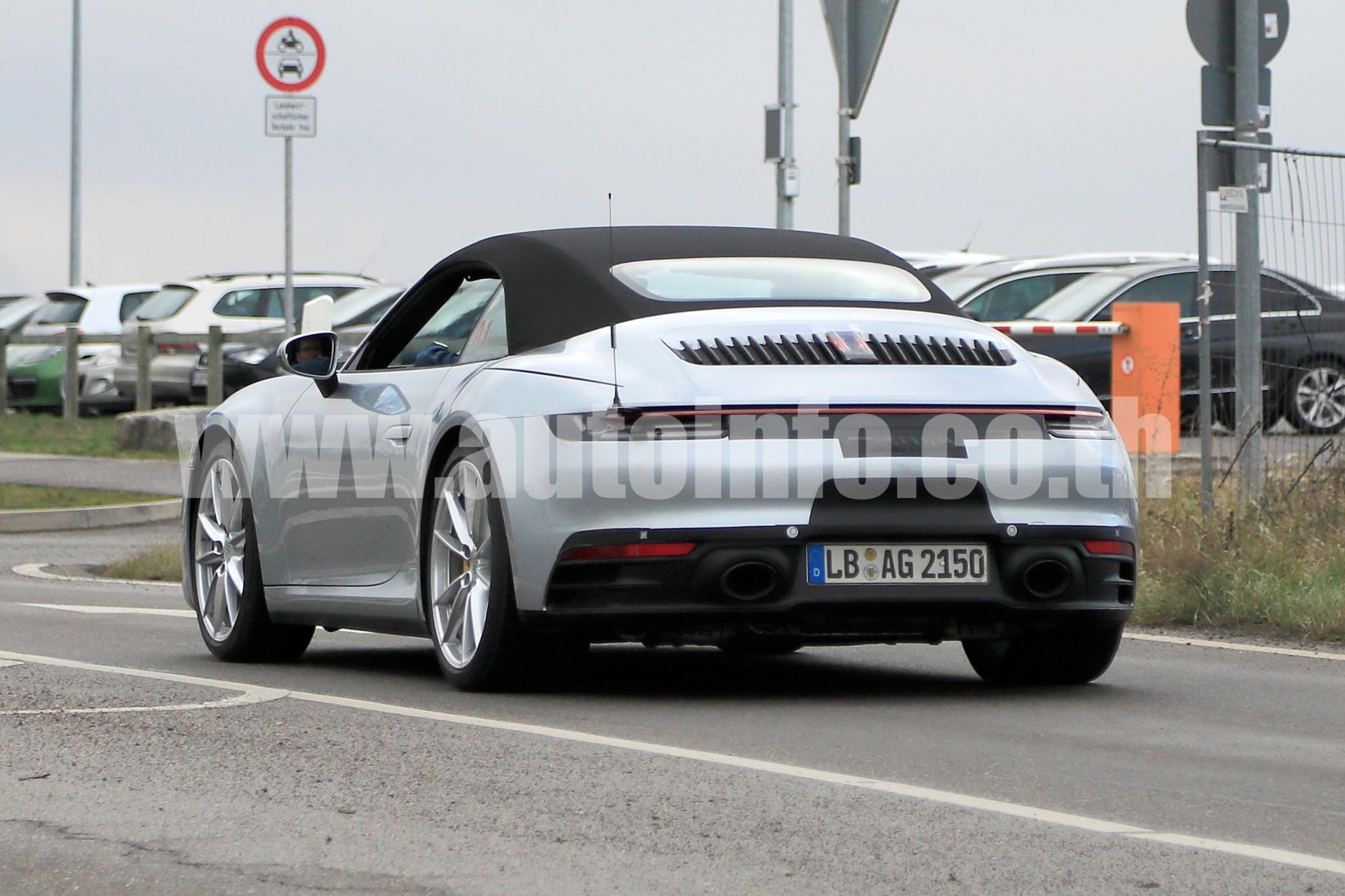 Porsche 911 Cabrio 010