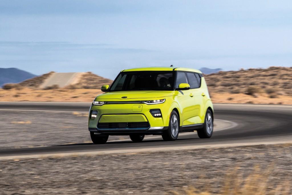 KIA SOUL EV มิติใหม่ของรถพลังไฟฟ้าสายพันธุ์โสมขาว