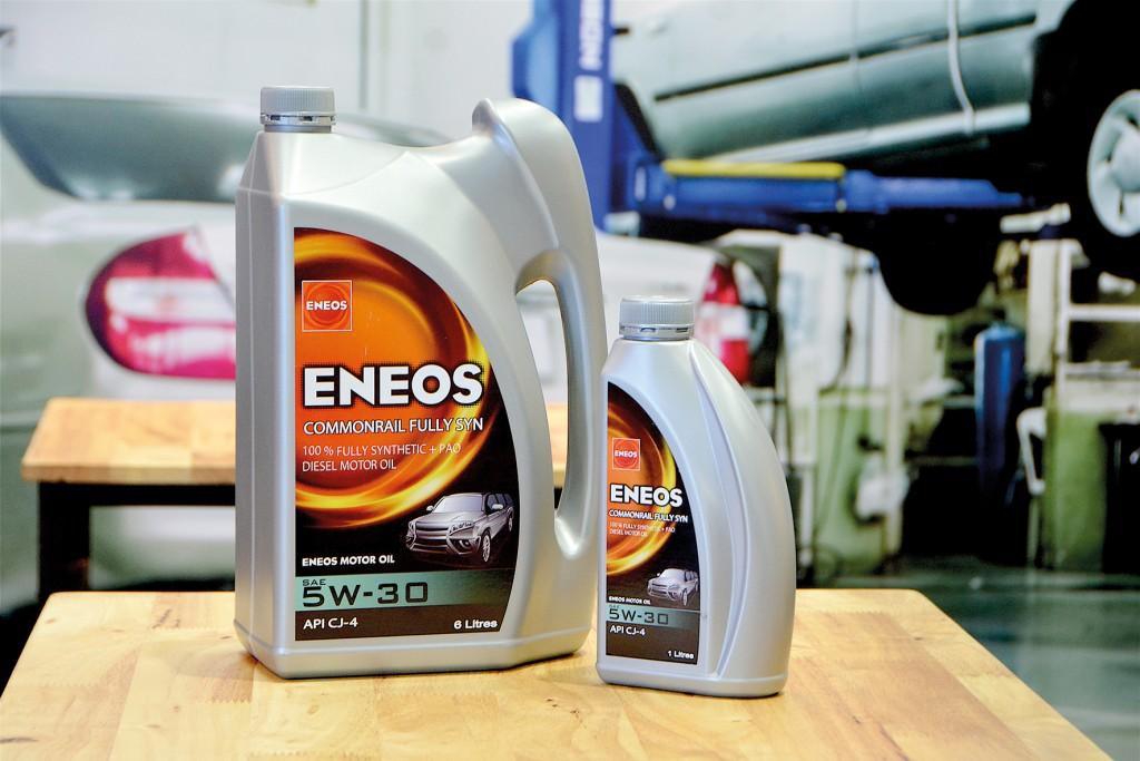 น้ำมันเครื่อง ENEOS