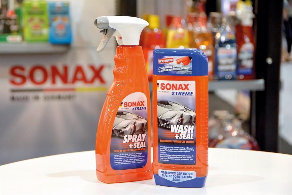 สเปรย์เคลือบกันน้ำ SONAX รุ่น SPRAY+SEAL