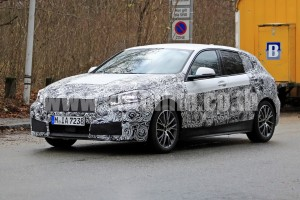BMW 1-Series เจเนอเรชันใหม่