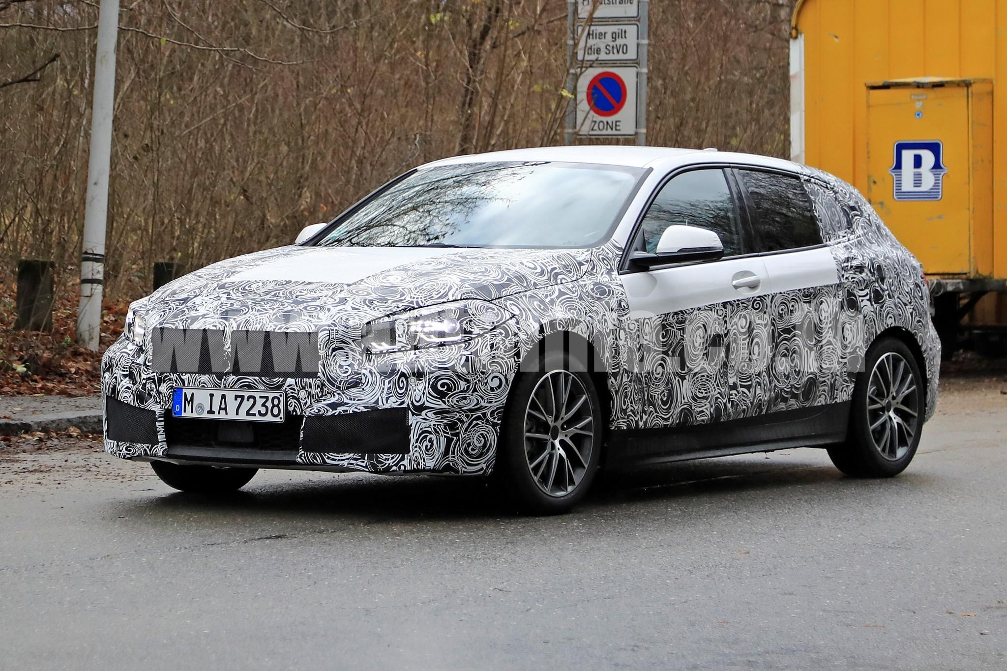 BMW 1-Series 003 w