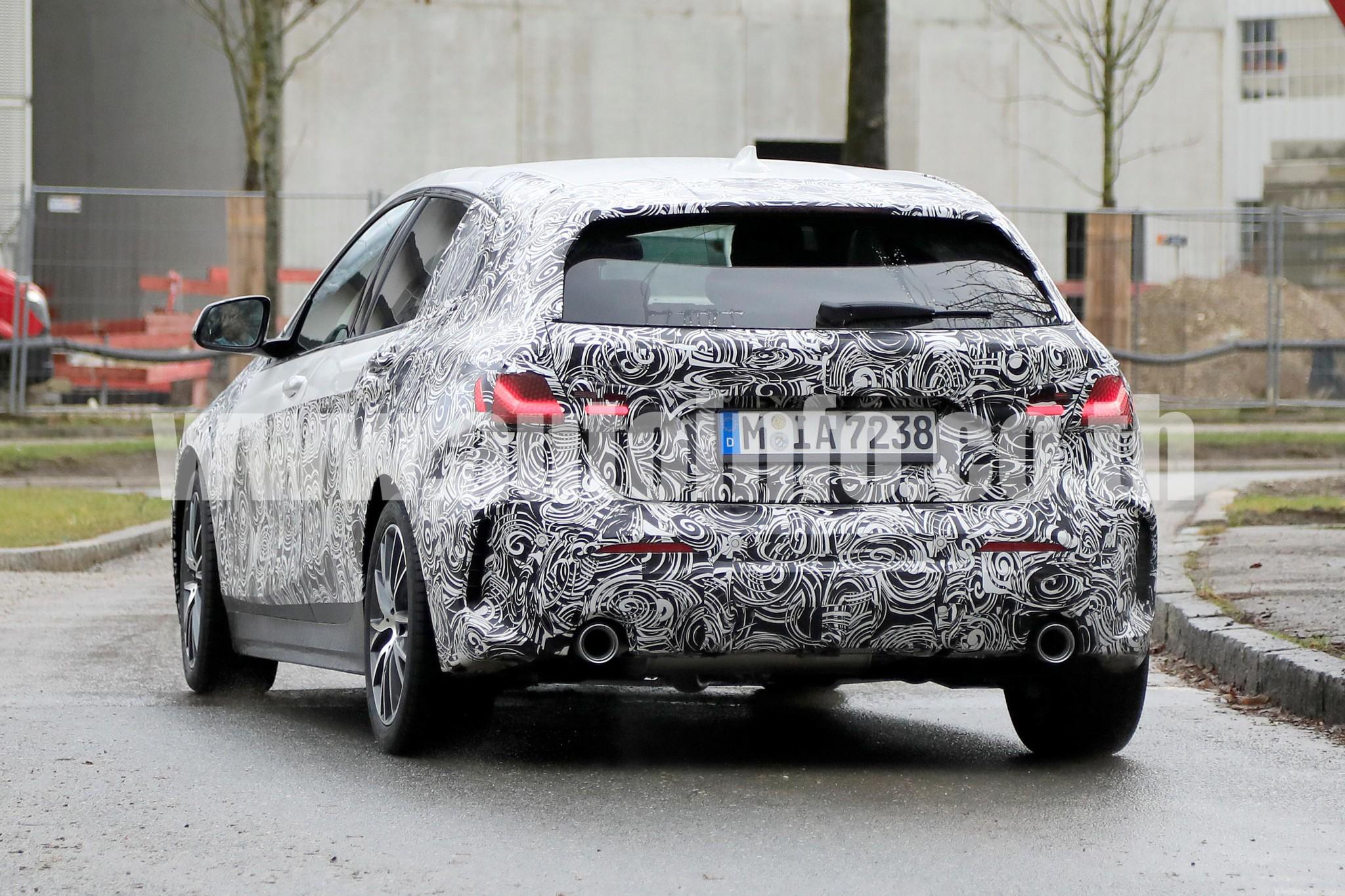 BMW 1-Series 010w