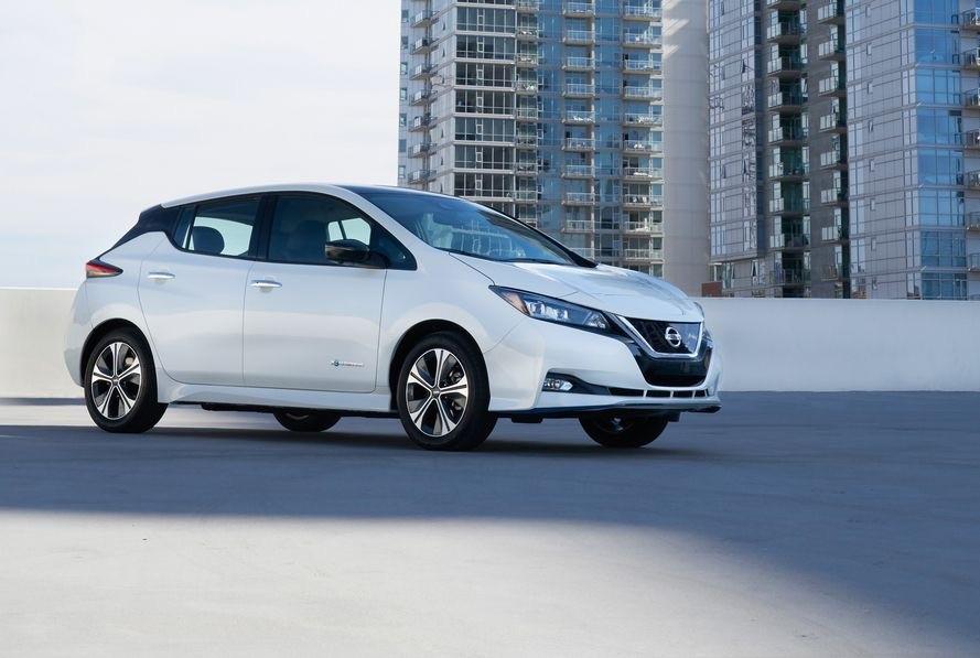 Nissan Leaf Plus 2019