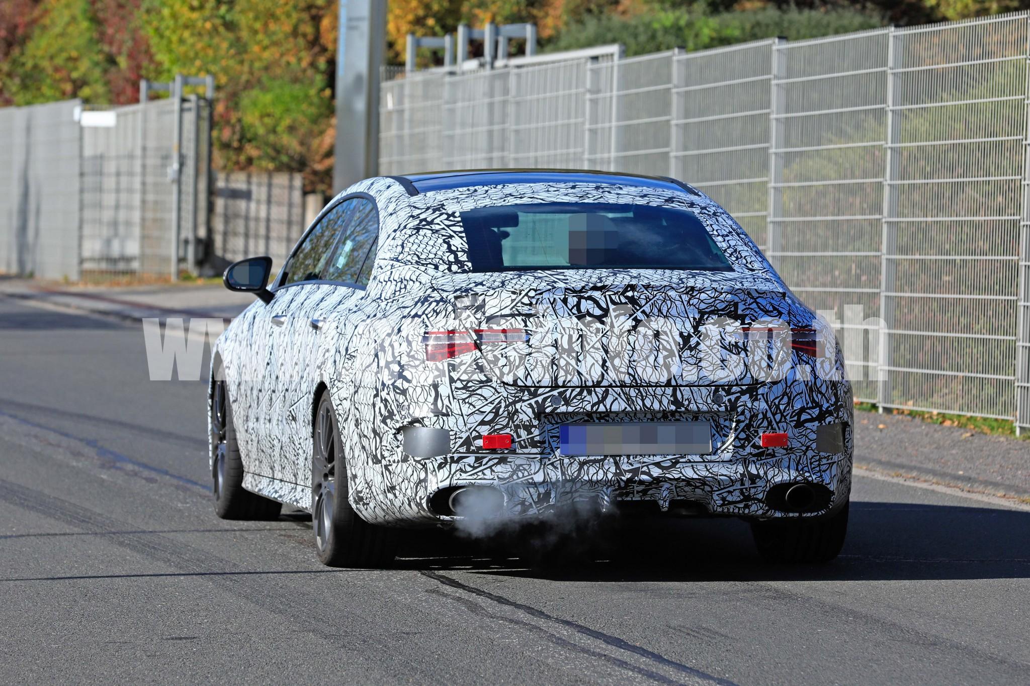 Mercedes-AMG CLA 35 008w