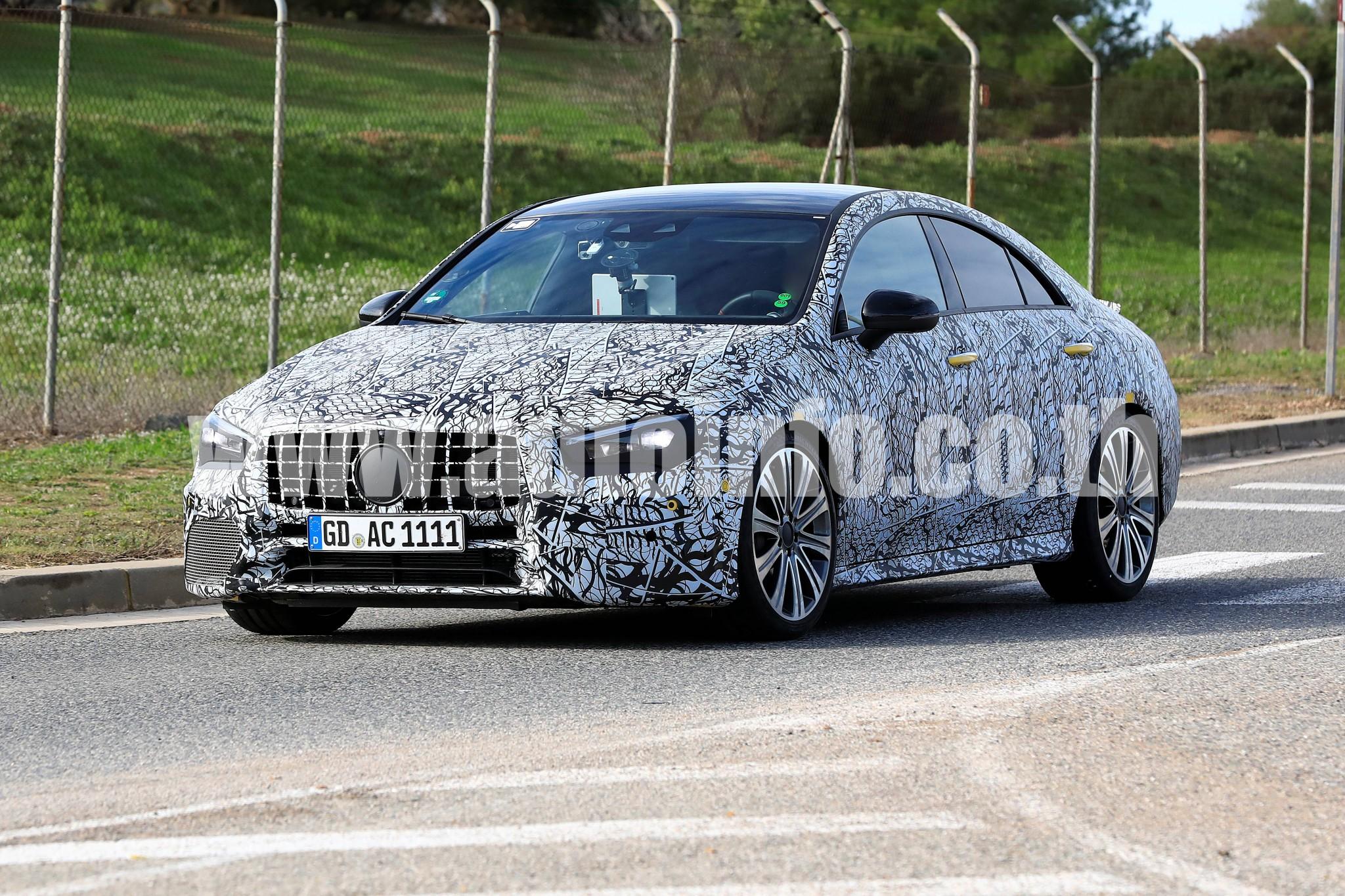 Mercedes-AMG CLA 45 003w