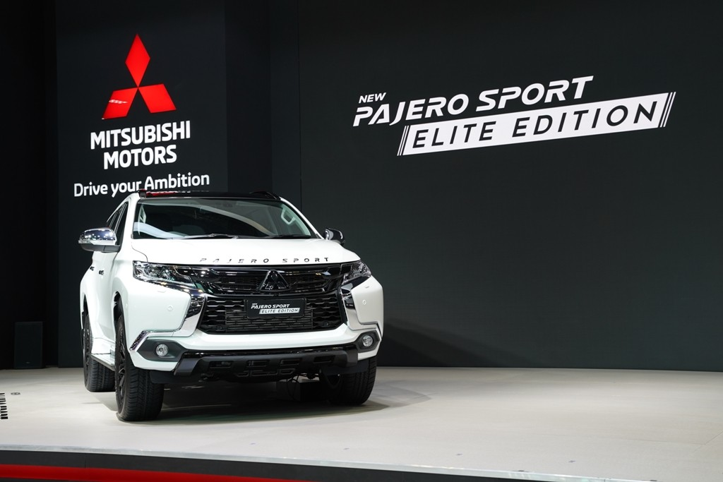 Mitsubishi Pajero Sport Elite Edition 2