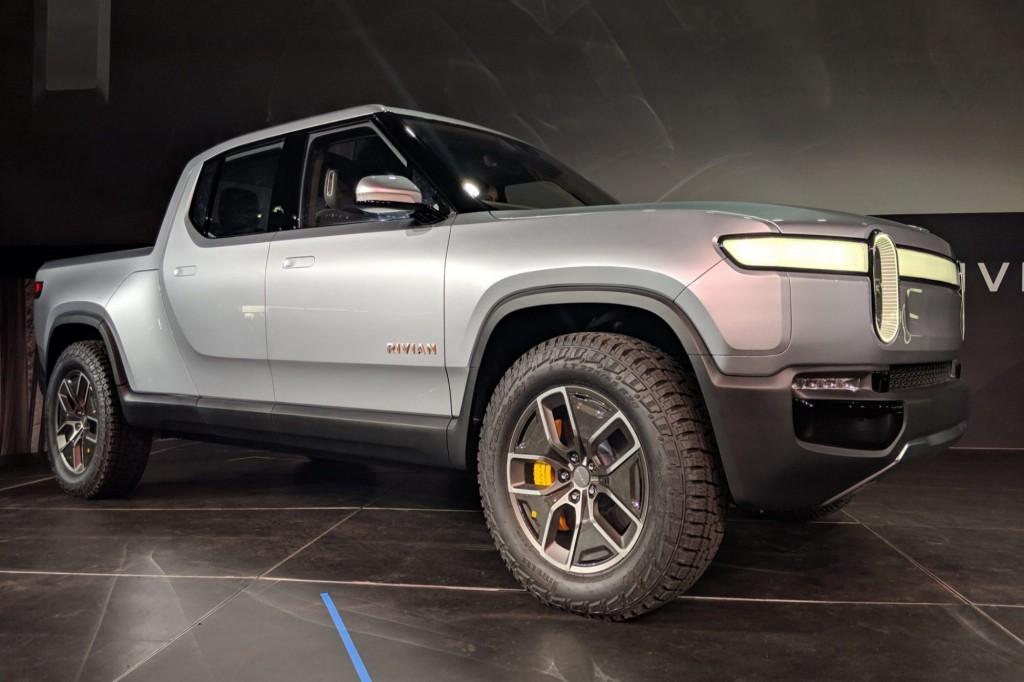 General Motors และ Amazon สนใจรถกระบะไฟฟ้า