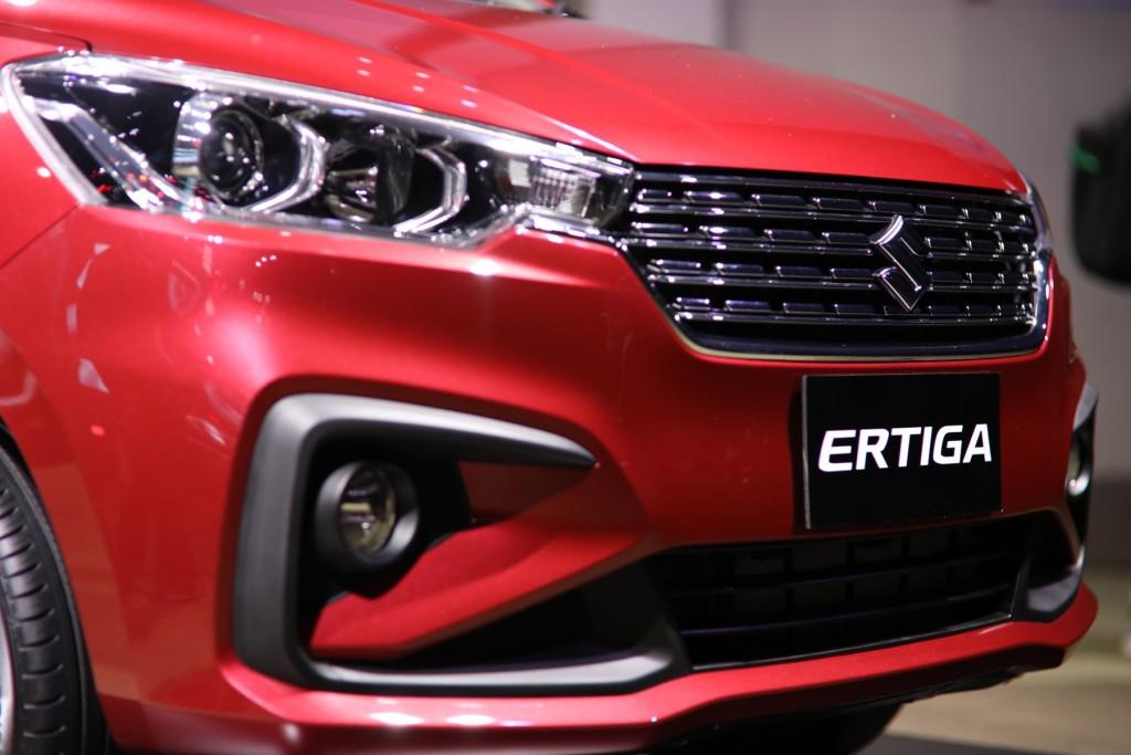 All new Suzuki ERTIGA -544A0777