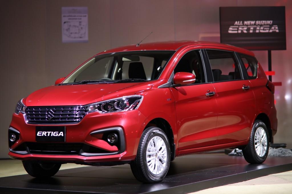 Suzuki Ertiga เอมพีวีรุ่นใหม่ล่าสุด เส้นสายเฉียบกว่าเดิม เพิ่มเติมพื้นที่ใช้สอย มาดูสเปค พร้อมเทียบราคากับคู่แข่งในตลาด !