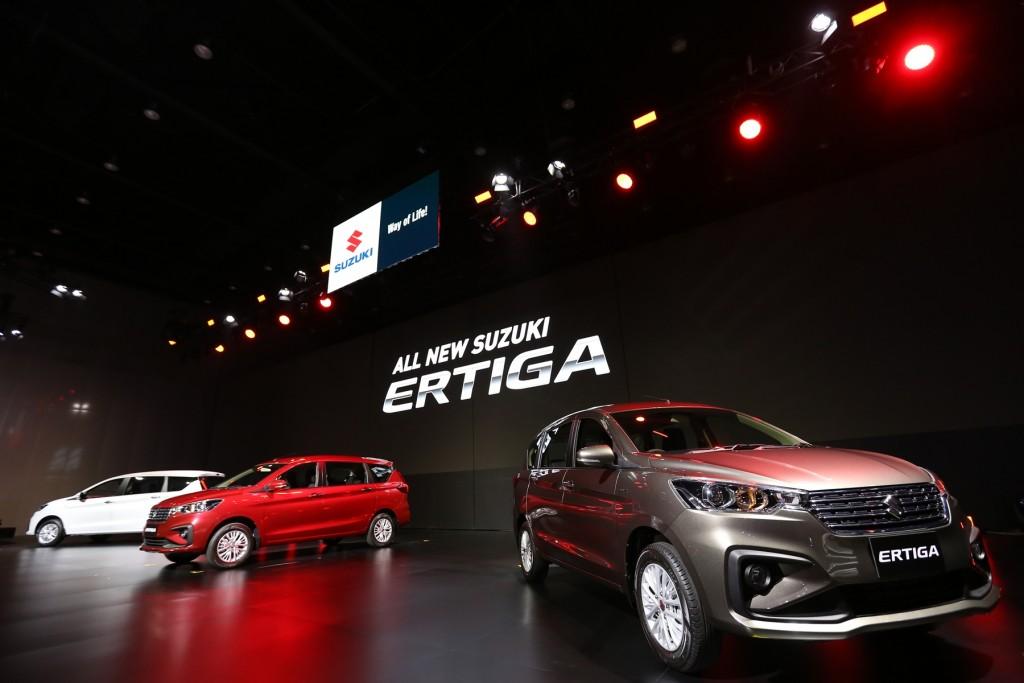 All new Suzuki ERTIGA -986A5593