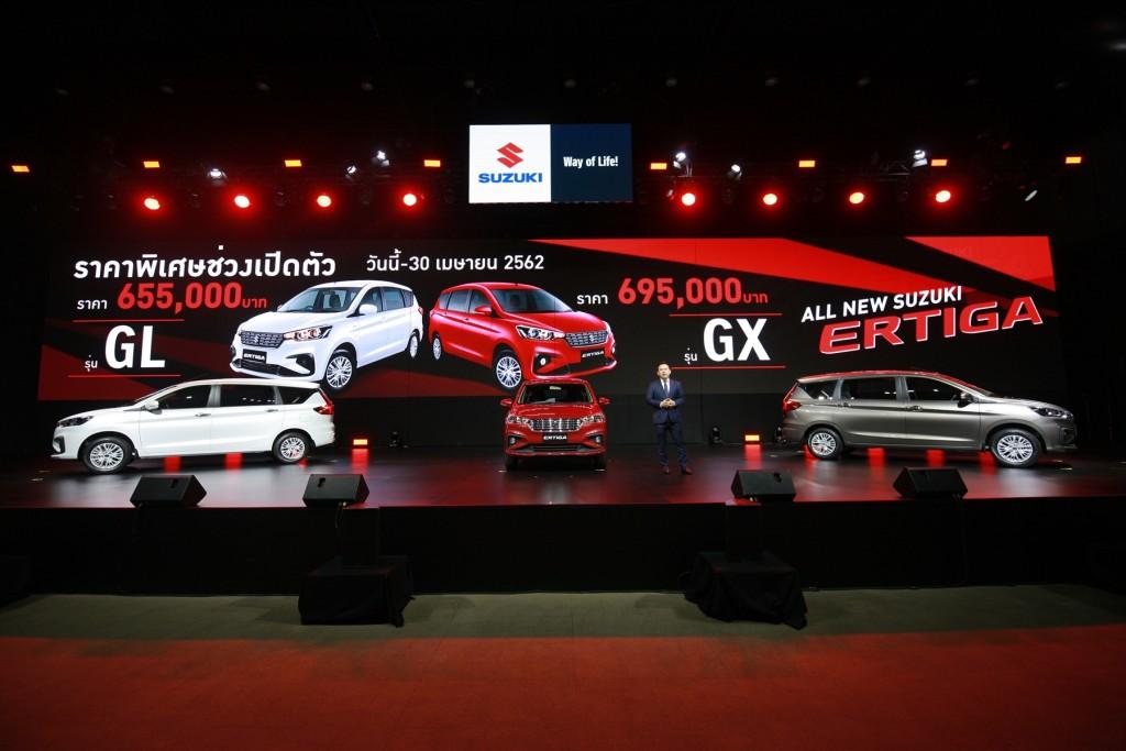 All new Suzuki ERTIGA -J1DS0917